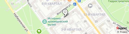 Сфера Недвижимости на карте Волжского