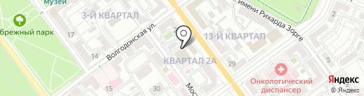 Seedberry на карте Волжского
