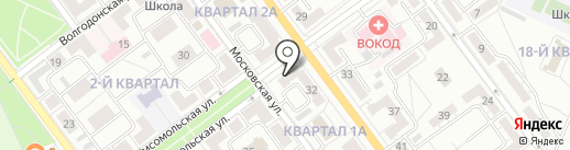 ЮрБизнесГарант на карте Волжского