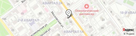 SO SASHA на карте Волжского