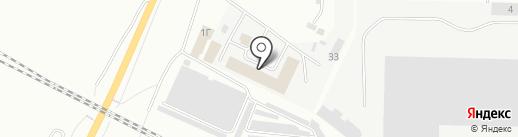 АльянсАвто на карте Волжского