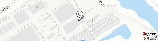 SV-Мебель на карте Волжского