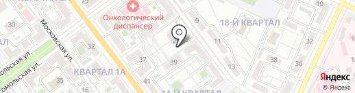 Финансы и Недвижимость на карте Волжского
