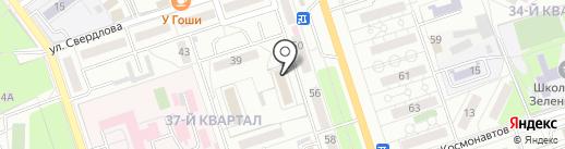 Я беременна на карте Волжского