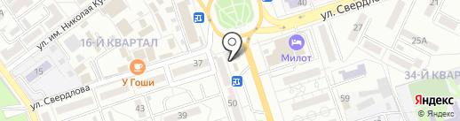 Фонбет на карте Волжского