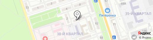 Экзамен на карте Волжского