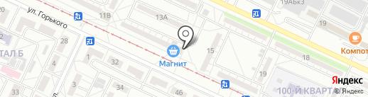 BeerShop на карте Волжского