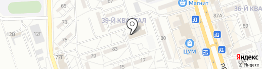 AIDASTUDIO на карте Волжского