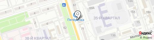 Пятница на календаре на карте Волжского