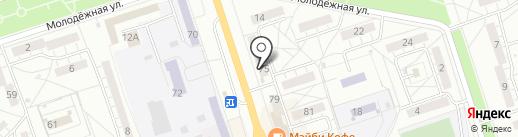 Rehau на карте Волжского