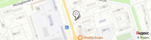 Банк ВТБ 24, ПАО на карте Волжского