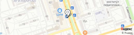 Секрет на карте Волжского