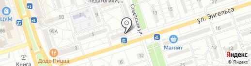 школаСтиль на карте Волжского