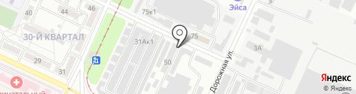 Dub на карте Волжского