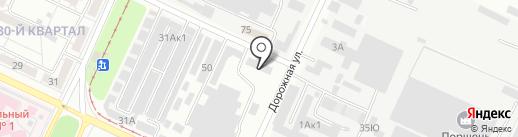 Домашние обеды на карте Волжского