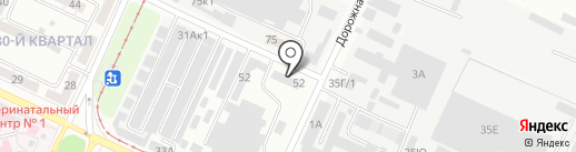 Бриз на карте Волжского