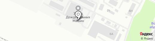 М-СЕТ на карте Волжского