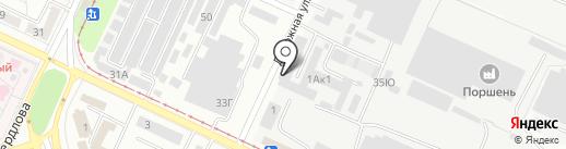 ВолгоТранс-А на карте Волжского