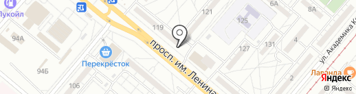 Азбука красоты на карте Волжского