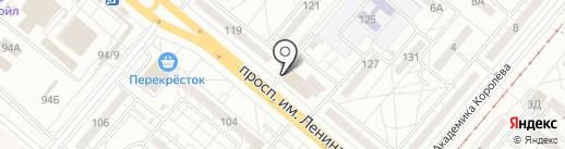 Сплит-системы.ру на карте Волжского