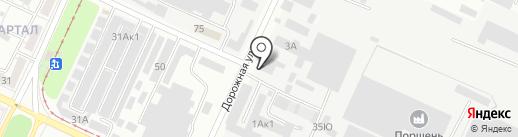 Мистр Тех на карте Волжского