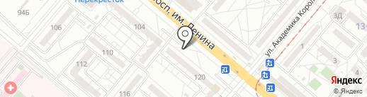 Рукоделие на карте Волжского