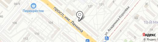 Коопторг на карте Волжского