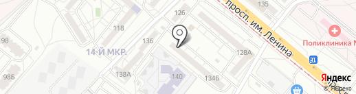 PRO100 пиво на карте Волжского