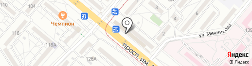 TELE2 на карте Волжского