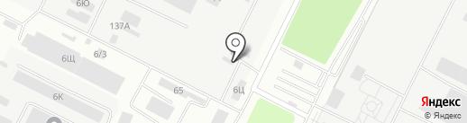 ВолгоТрубТоргИзоляция на карте Волжского