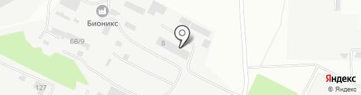 Неолит на карте Волжского