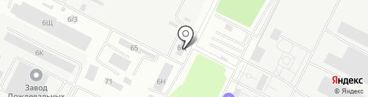 Биопак на карте Волжского