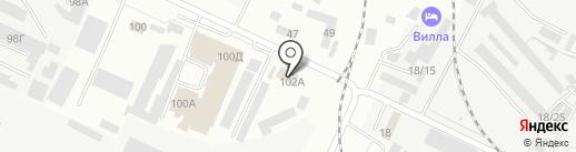 GT Service на карте Волжского