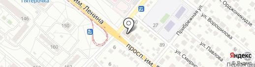 Гарантия на карте Волжского