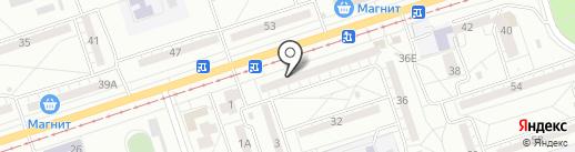 Монтаж21век на карте Волжского