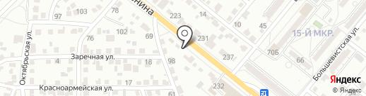 А-ДЕТАЛИ на карте Волжского