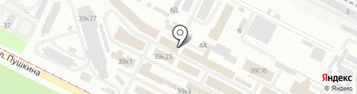 Snek Box на карте Волжского