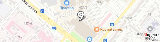 Street Project на карте Волжского