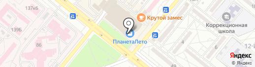 Стиль на карте Волжского