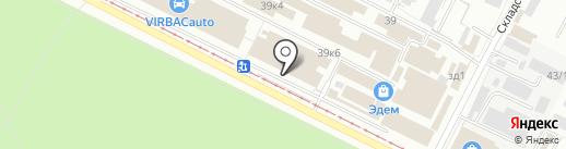 МебельДАР на карте Волжского