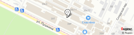 СтройИндустрия на карте Волжского