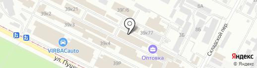ДвериОнлайн на карте Волжского
