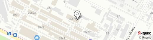 ГЛ-Доставка на карте Волжского