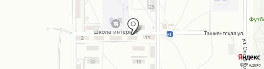 ОМегА DVD на карте Волжского