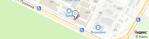 Duck commander на карте Волжского