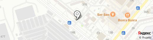 БлагоМед на карте Волжского