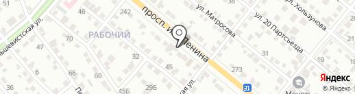 Да Винчи на карте Волжского