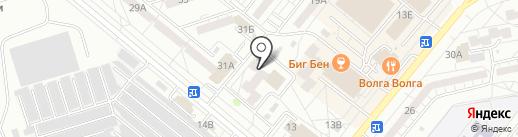 Забота на карте Волжского