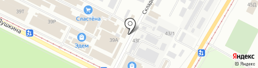 Адреналин на карте Волжского