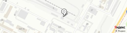 2 И на карте Волжского